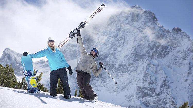 Glacier Ski Express