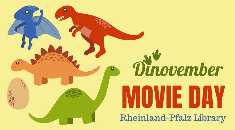 Dinovember Movie Day