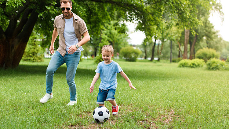 Happy Feet Youth Soccer Program