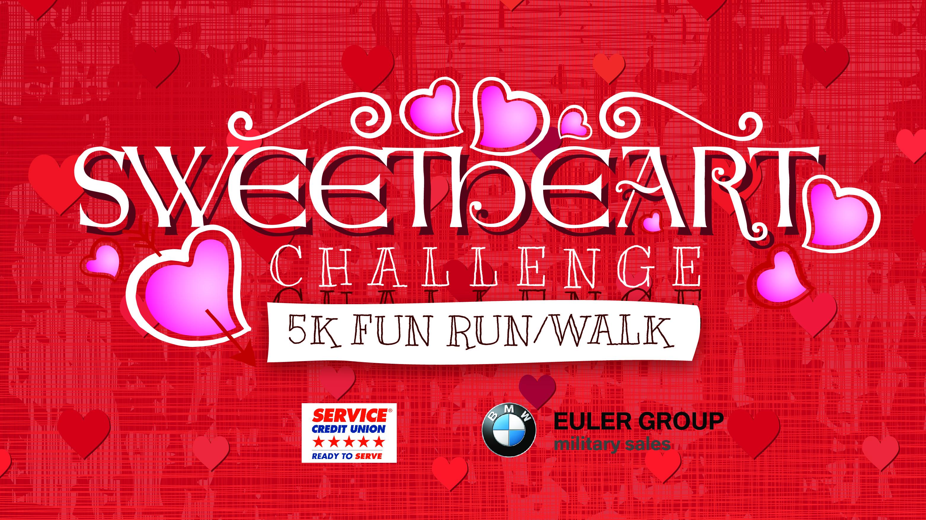 Sweetheart Challenge 5K Run & Walk