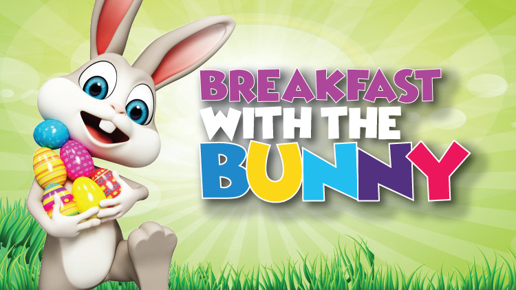 Breakfast with the Bunny!