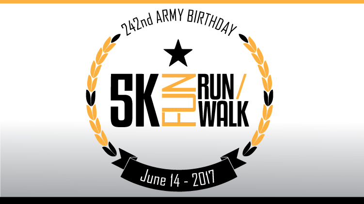 Army Birthday 5K Run