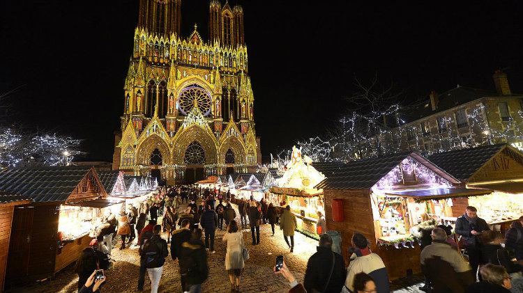 French Christmas Markets Shopping Spree