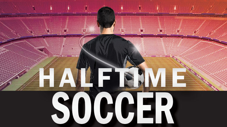 Soccer at Halftime