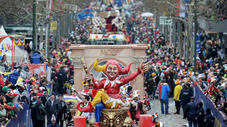 Köln Karnevalsumzug