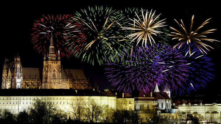 New Years Eve in Prague