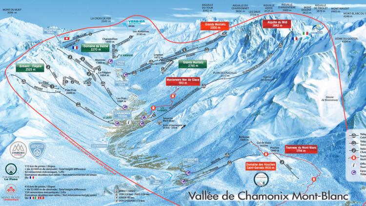 Ski Express Special - Chamonix, France