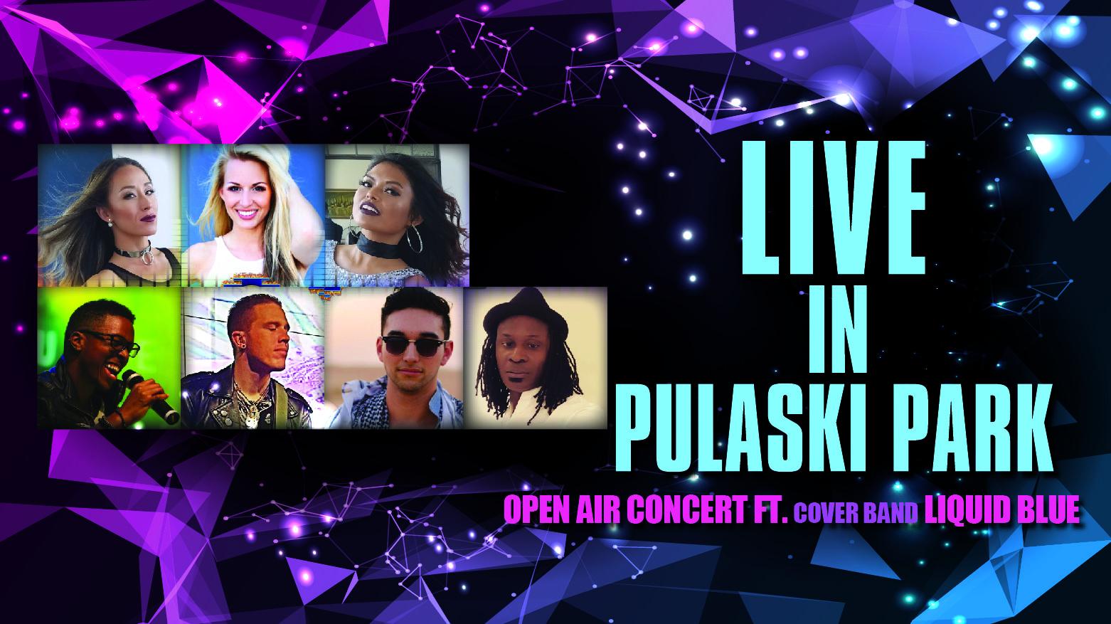 Live in Pulaski Park