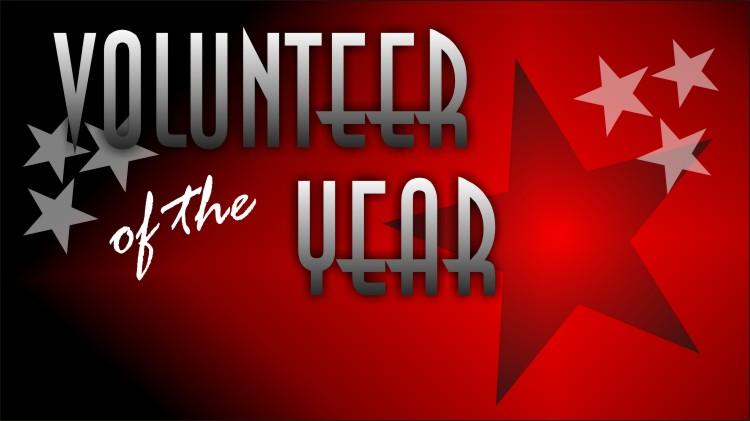Volunteer of the Year Nominations Deadline