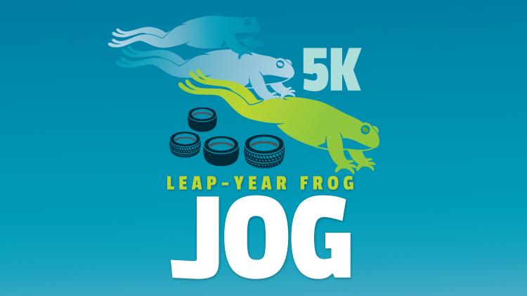 Leap Frog Jog