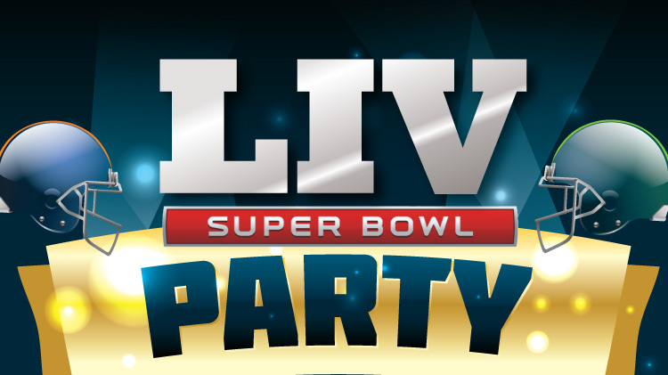 Super Bowl Party at the Sembach Warrior Zone
