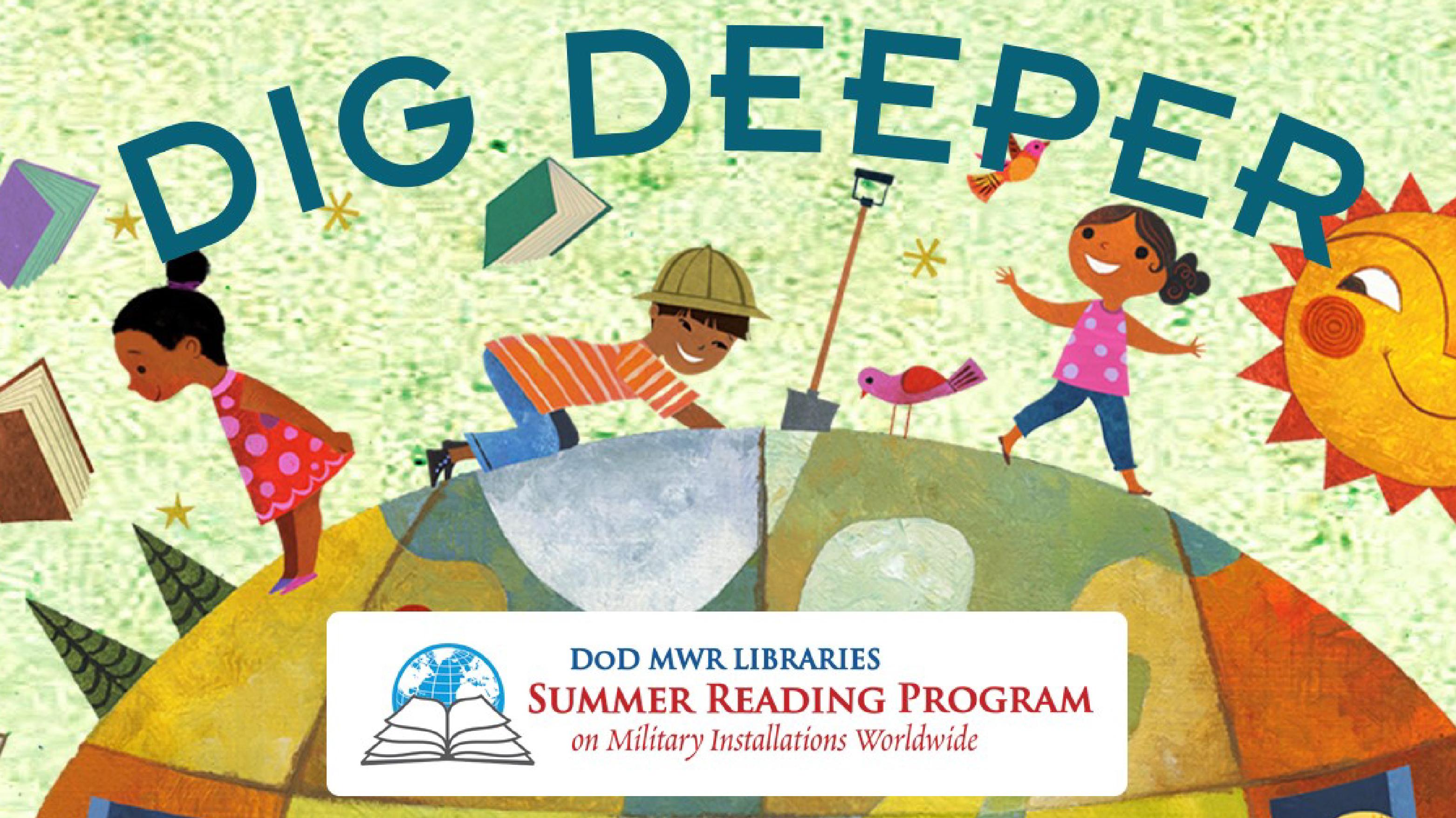Virtual Summer Reading Program