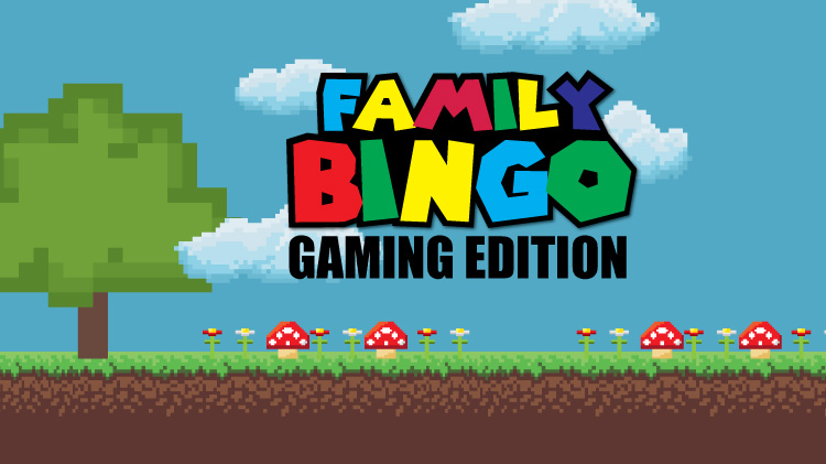 Family Bingo, Gaming Edition
