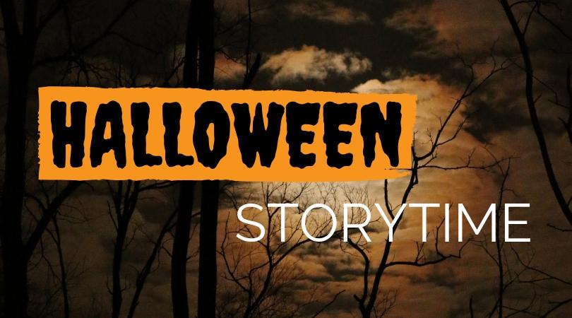 Not-So-Spooky Pre-School Storytime