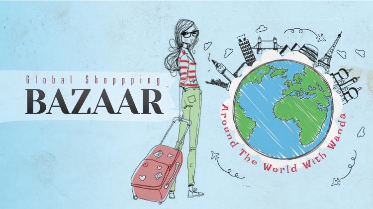 Global Shopping Bazaar