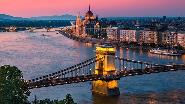 Imperial Weekend - Vienna and Budapest