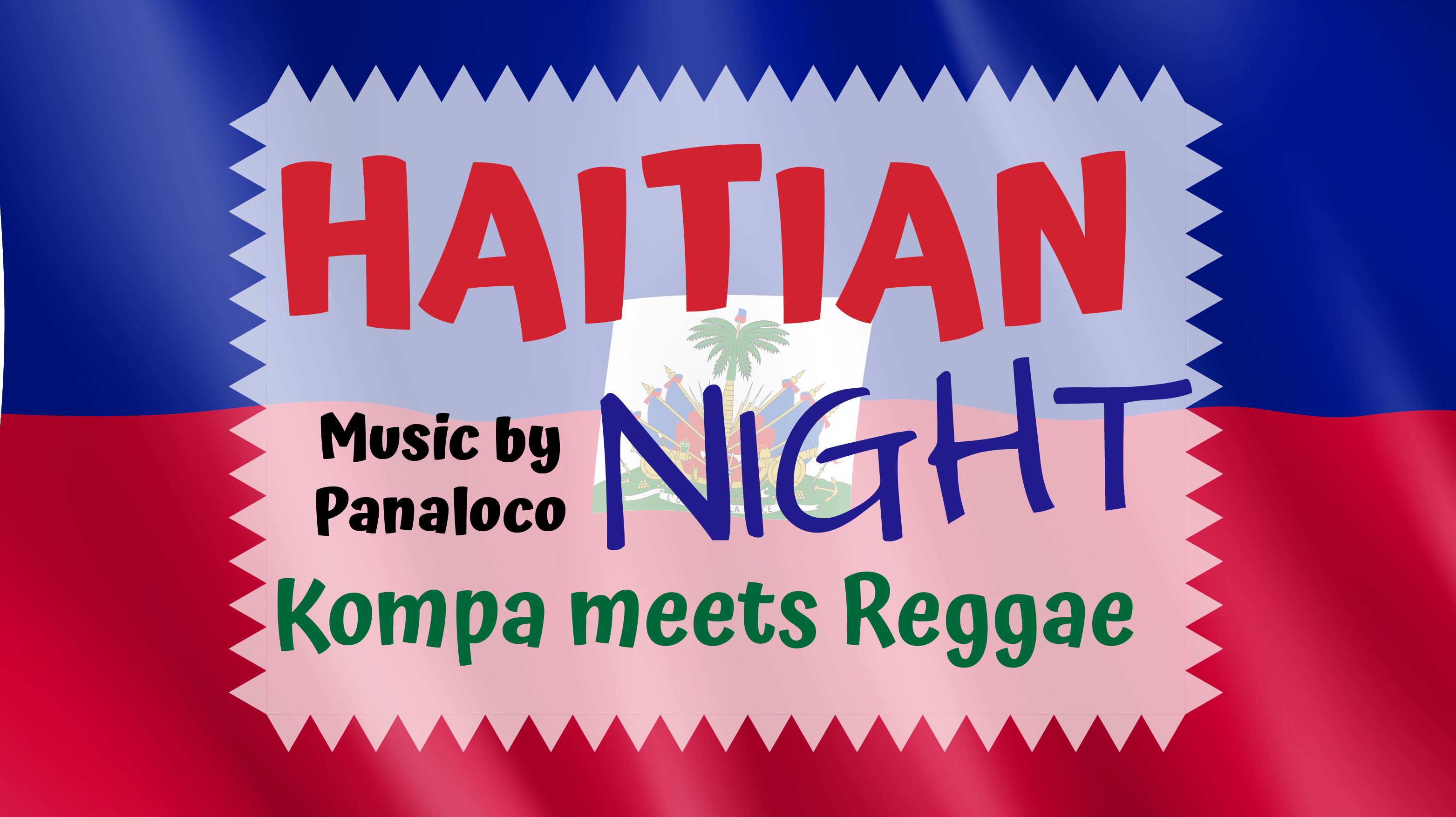 Haitian Night at Armstrong's Club