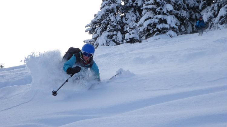 Chamonix Ski Weekend