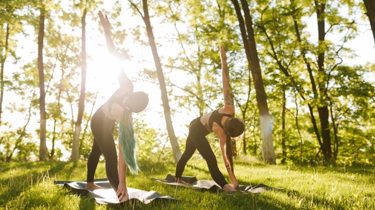 Mixed Level Yoga Pulaski (Outdoor)