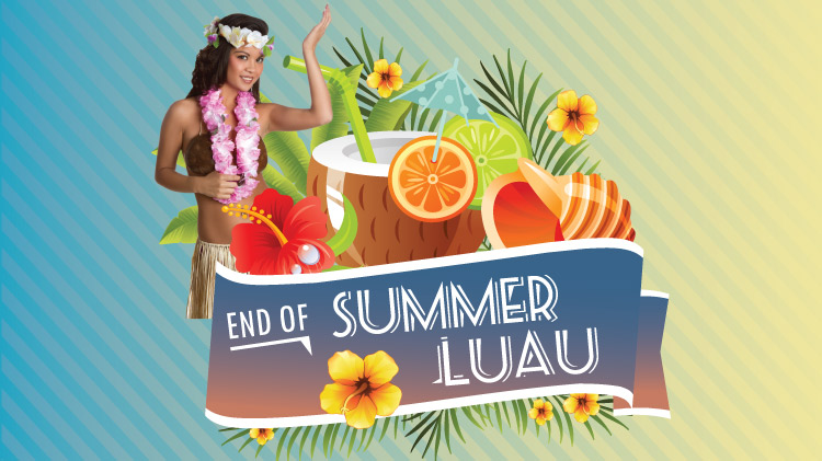 End of Summer Luau