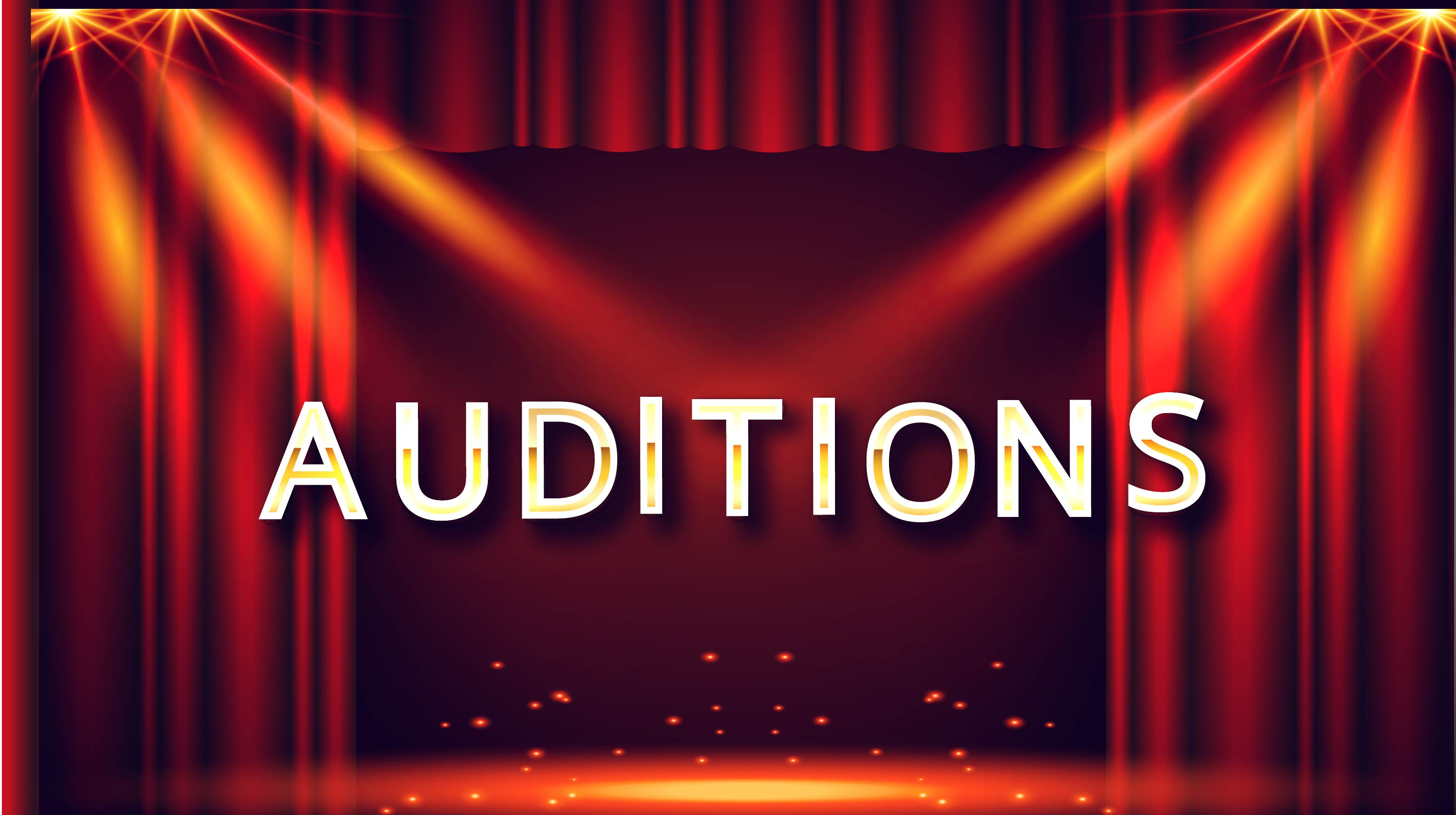 Auditions: 1940's Radio Show