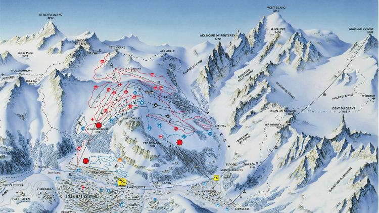 Ski Express Special - Courmayeur, Italy