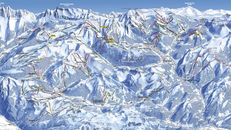 Ski Express Special - Portes du Soleil
