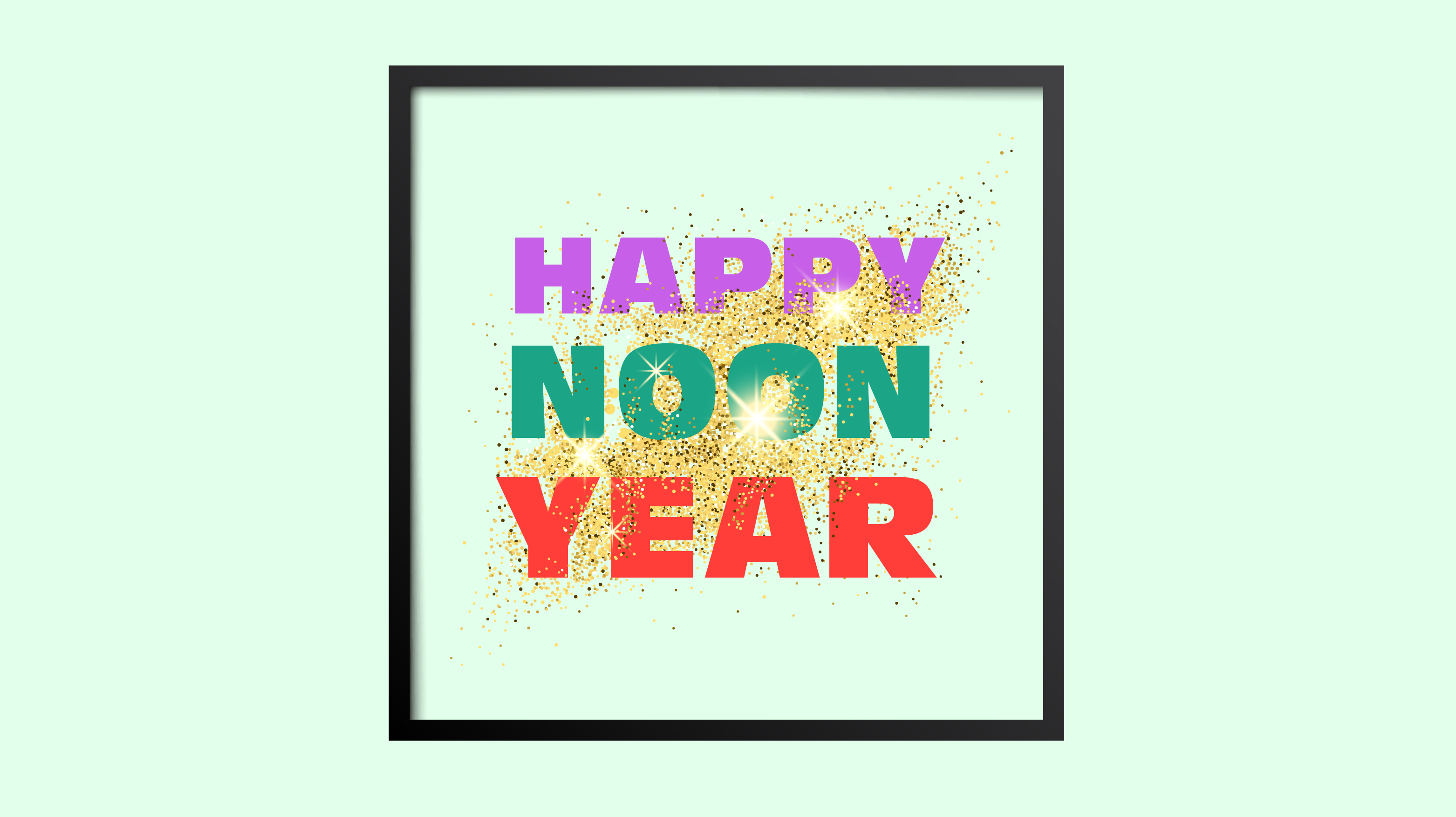 """""""Noon"""" Year's Eve Party"""