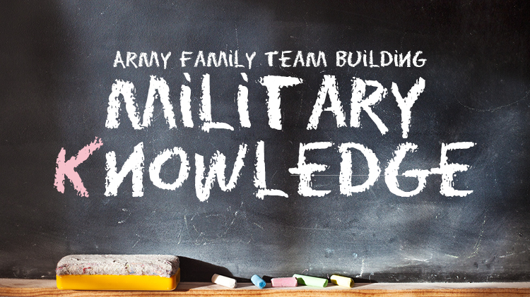 AFTB: Military Acronyms and Terms