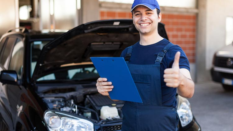 Certified Mechanic at Landstuhl  & Pulaski Automotive Skills Centers