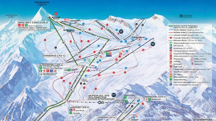 Ski Express Special - Kaprun Glacier