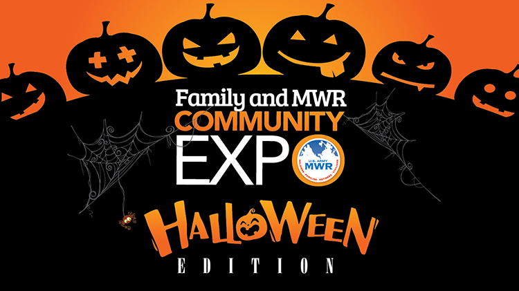 Community Expo: Halloween Edition