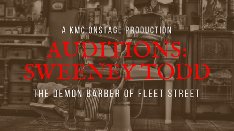 Auditions: Sweeney Todd