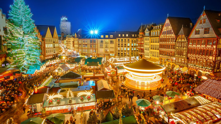 Rothenburg and Nürnberg Christmas Markets