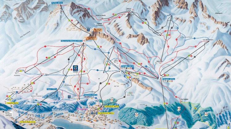 Ski Express Special - St. Moritz, Switzerland
