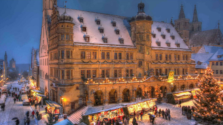 Rothenburg Christmas Market 2020 View Event :: Rothenburg Christmas Market :: Kaiserslautern :: US