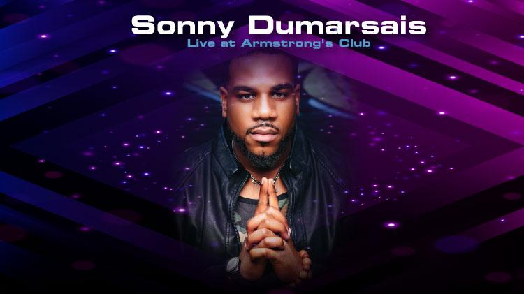 Sonny Dumarsais Concert