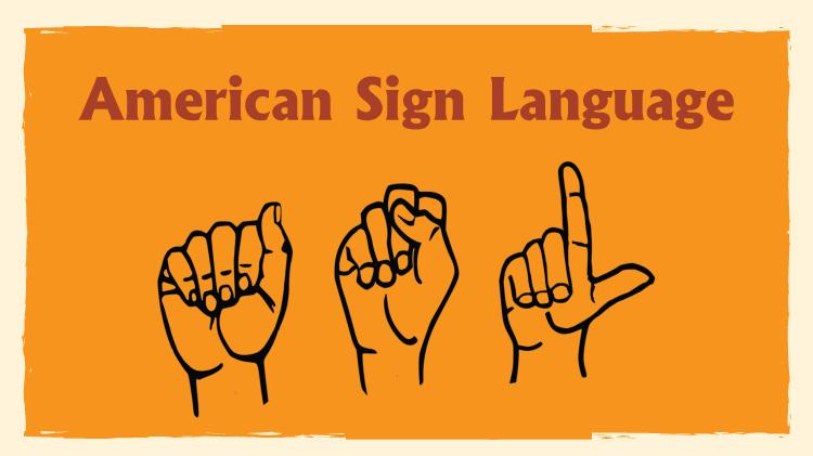 American Sign Language :: Kaiserslautern :: US Army MWR