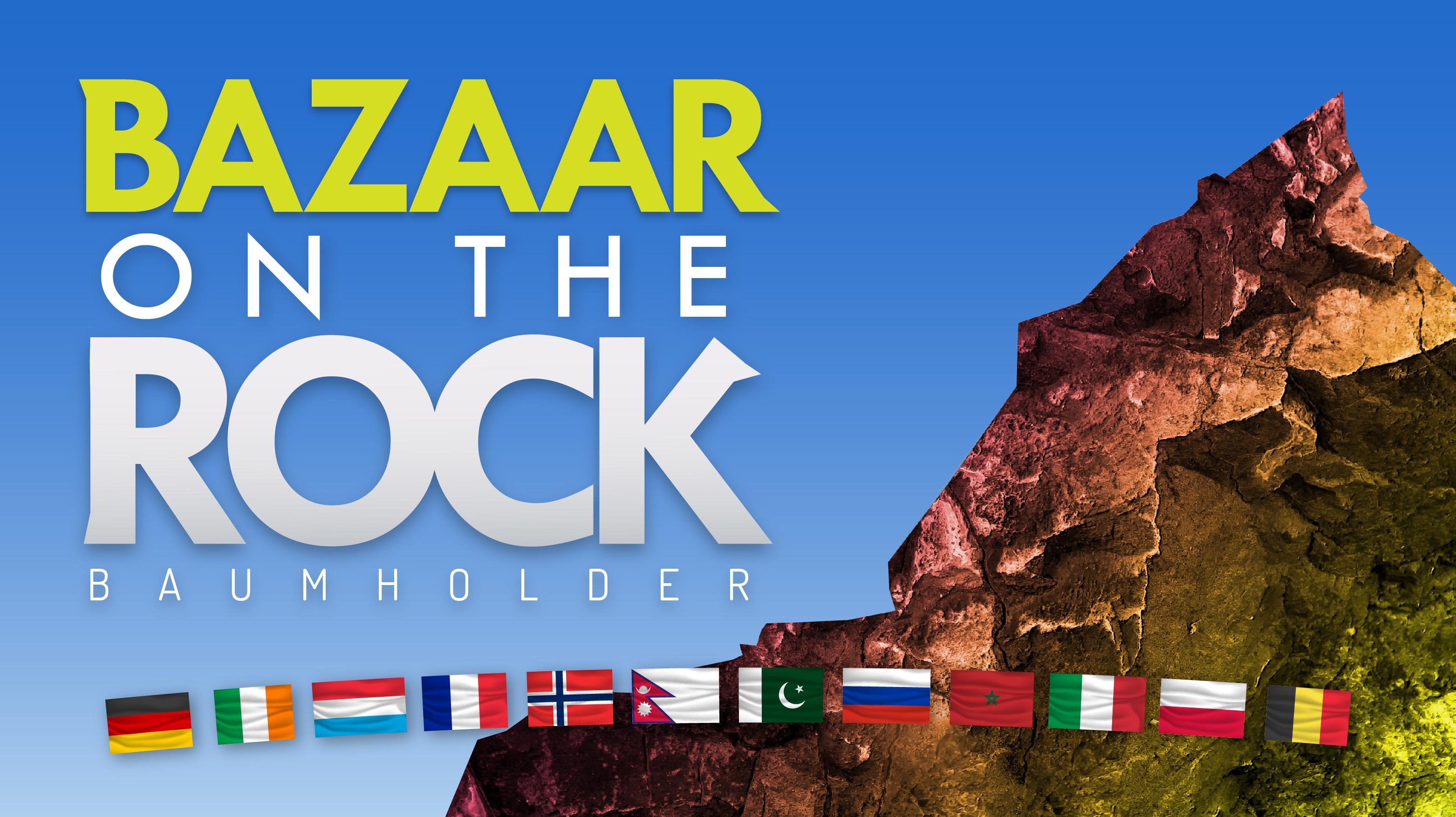 Bazaar on the Rock