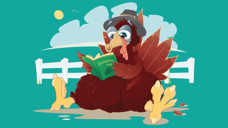 Pre-School Thanksgiving Storytime
