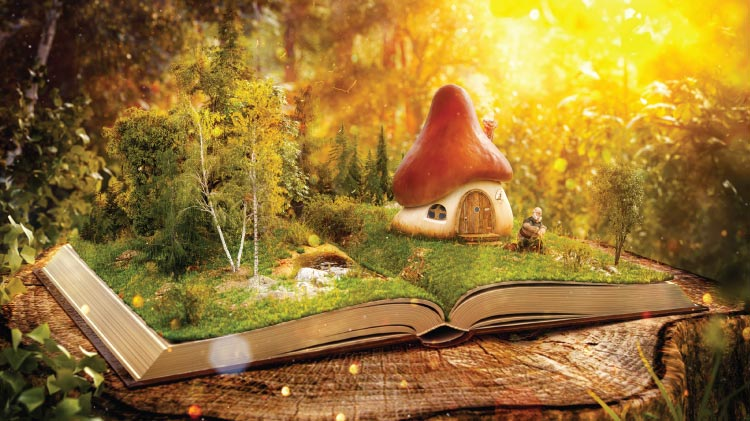 Fairy Tales at Your Library