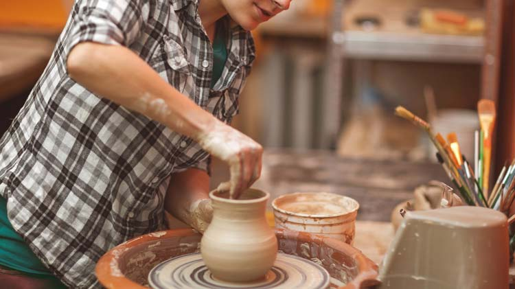 Studio Time for Experienced Potters