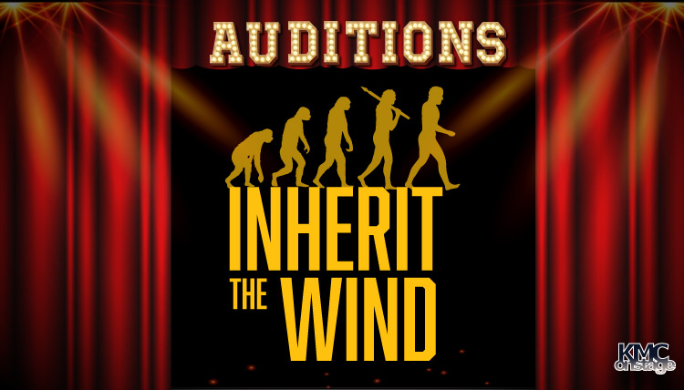 Inherit the Wind Auditions