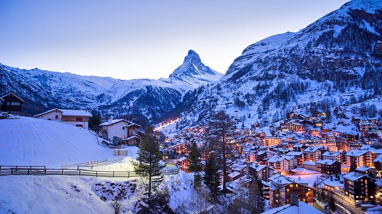 Zermatt Ski Weekend