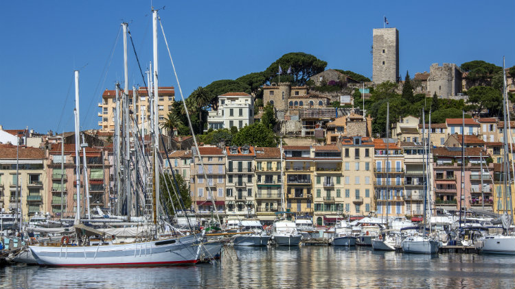 Veteran's Weekend on the French Riviera
