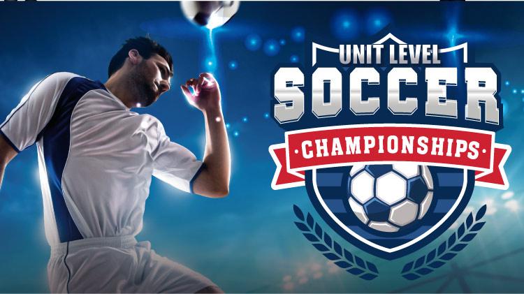 USAG Rheinland-Pfalz Unit Level Soccer Championships