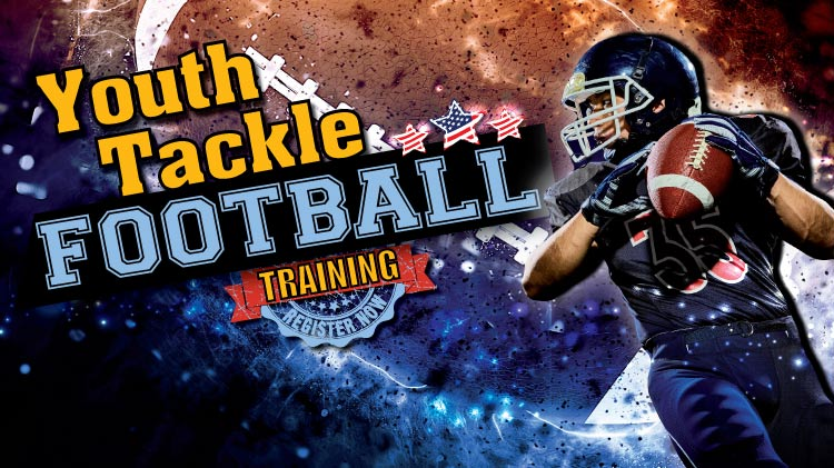 Youth Tackle Football Spring Training