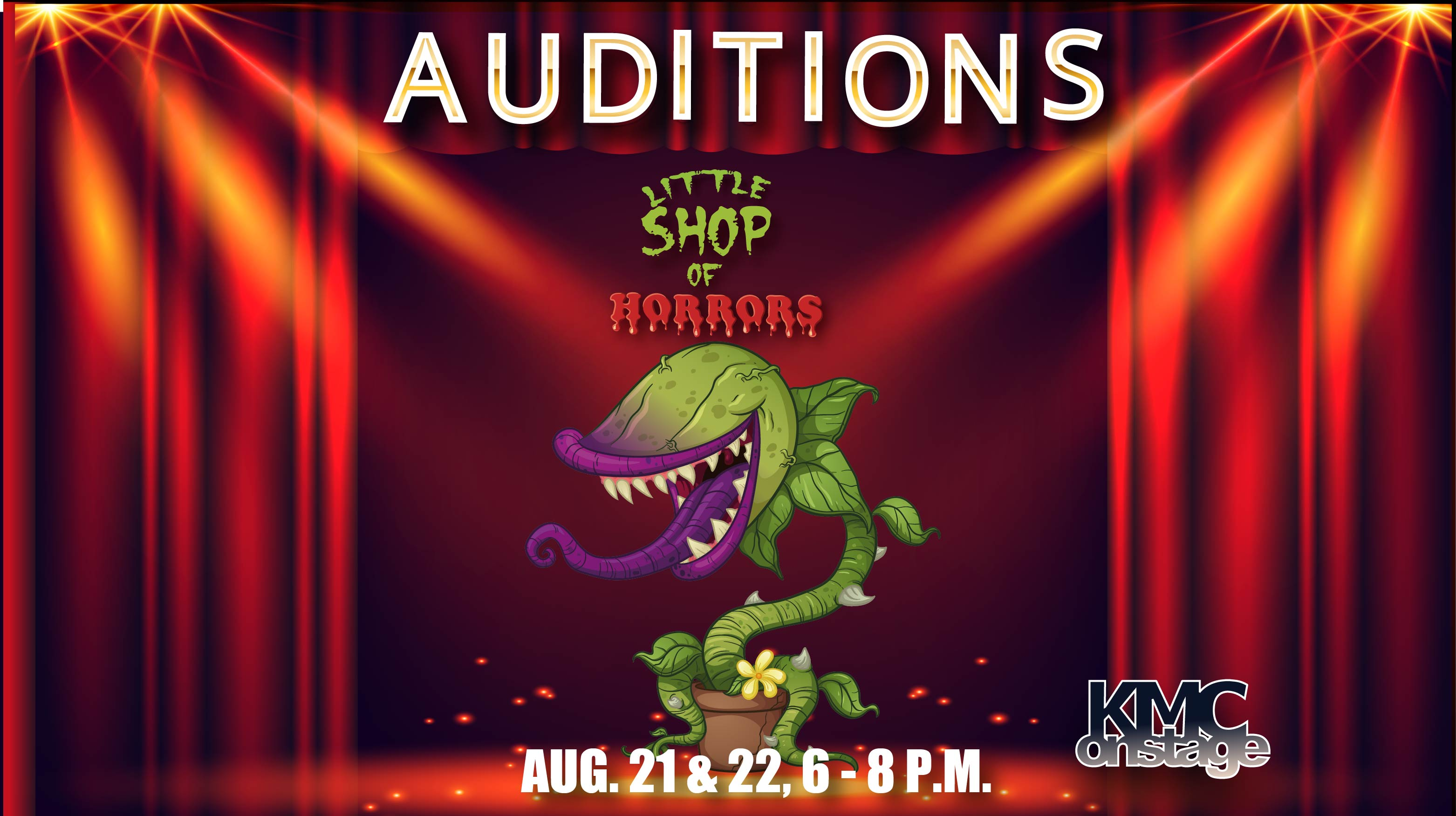 Auditions: Little Shop of Horrors