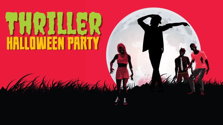 Thriller Halloween Party