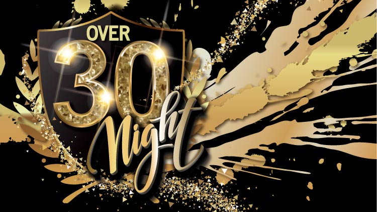 Over 30 Night